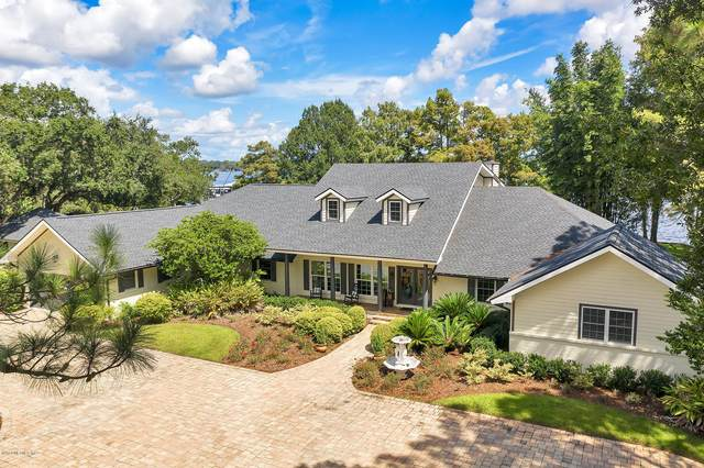 711 Creighton Rd, Fleming Island, FL 32003 (MLS #1072042) :: Berkshire Hathaway HomeServices Chaplin Williams Realty