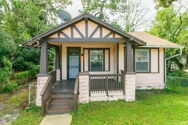 522 W 21ST St, Jacksonville, FL 32206 (MLS #1072061) :: Memory Hopkins Real Estate