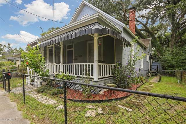 1040 E 13TH St, Jacksonville, FL 32206 (MLS #1072092) :: Oceanic Properties