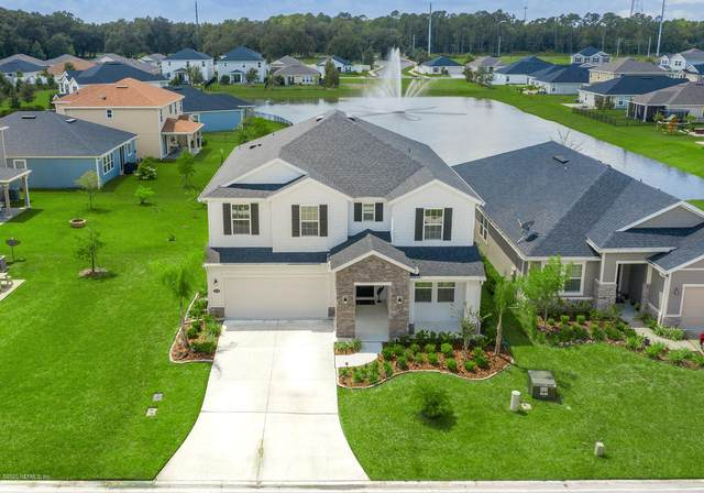 12218 Blue Downs Way, Jacksonville, FL 32256 (MLS #1072176) :: Memory Hopkins Real Estate