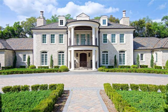 3600 Darnall Pl, Jacksonville, FL 32217 (MLS #1072192) :: Memory Hopkins Real Estate