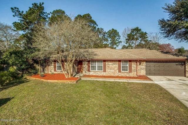 2602 Sandlewood Ct, Orange Park, FL 32065 (MLS #1072400) :: Berkshire Hathaway HomeServices Chaplin Williams Realty