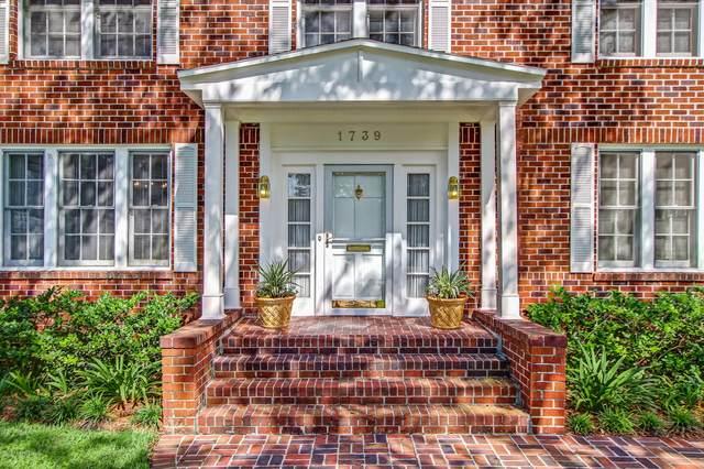 1739 Belmonte Ave, Jacksonville, FL 32207 (MLS #1072450) :: Menton & Ballou Group Engel & Völkers