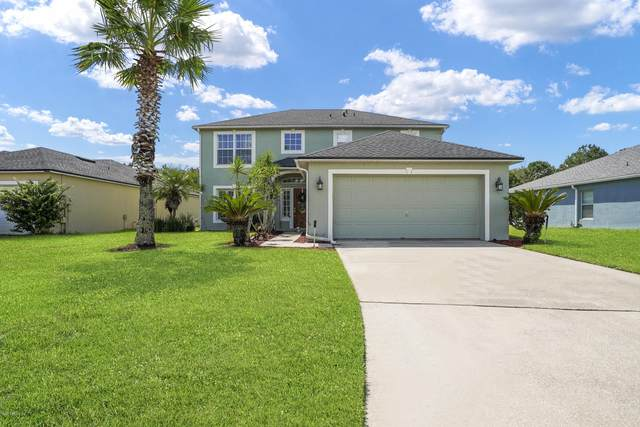 7366 Overland Park Blvd, Jacksonville, FL 32244 (MLS #1072491) :: The Hanley Home Team