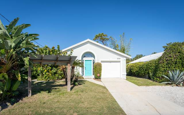 110 10TH St, St Augustine, FL 32080 (MLS #1072493) :: Homes By Sam & Tanya