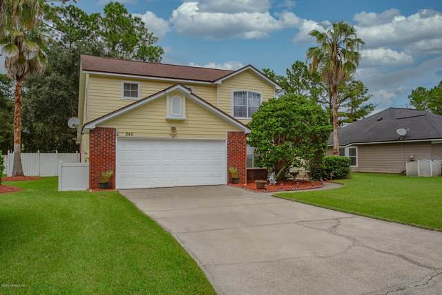 285 Clover Ct, St Johns, FL 32259 (MLS #1072560) :: The Perfect Place Team