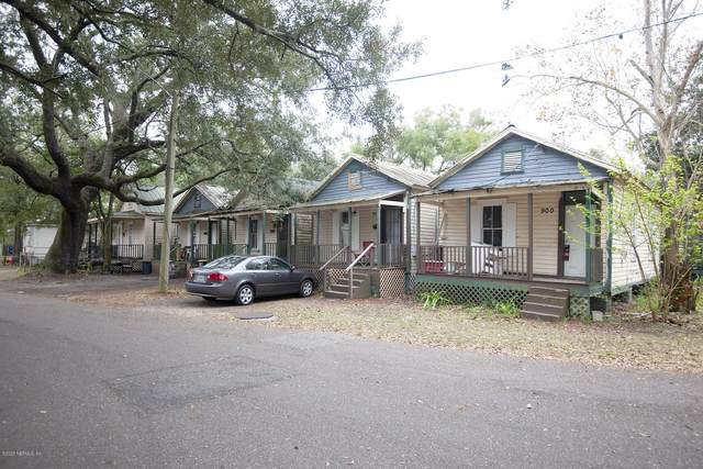910 Oakley St, Jacksonville, FL 32202 (MLS #1072615) :: EXIT Real Estate Gallery