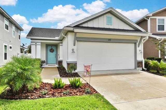 65 Whistler Trce, Ponte Vedra, FL 32081 (MLS #1072635) :: Berkshire Hathaway HomeServices Chaplin Williams Realty