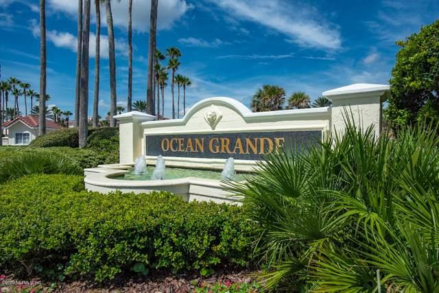 415 N Ocean Grande Dr #202, Ponte Vedra Beach, FL 32082 (MLS #1072636) :: The Perfect Place Team