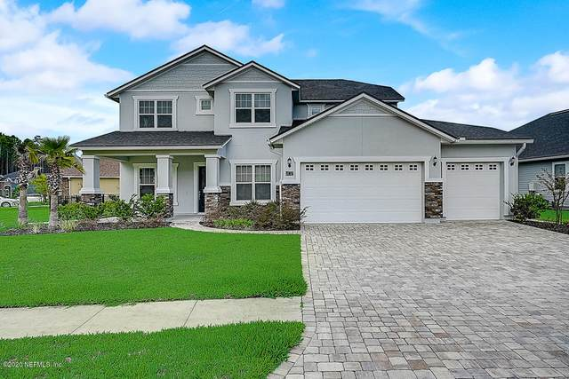 202 Coppinger Pl, St Johns, FL 32259 (MLS #1072638) :: Homes By Sam & Tanya