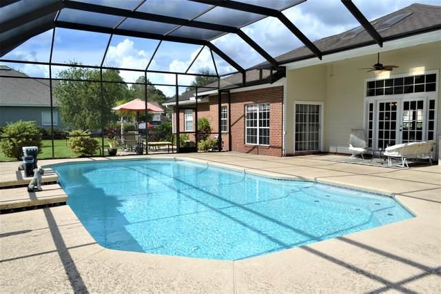574 Little Fox Dr, Orange Park, FL 32073 (MLS #1072677) :: Bridge City Real Estate Co.