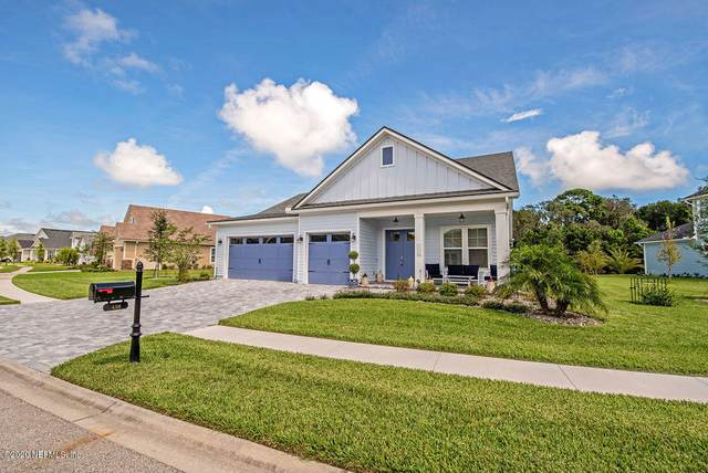 438 Pescado Dr, St Augustine, FL 32095 (MLS #1072697) :: Berkshire Hathaway HomeServices Chaplin Williams Realty