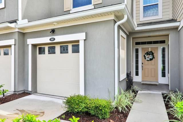 585 Richmond Dr, St Johns, FL 32259 (MLS #1072703) :: Memory Hopkins Real Estate