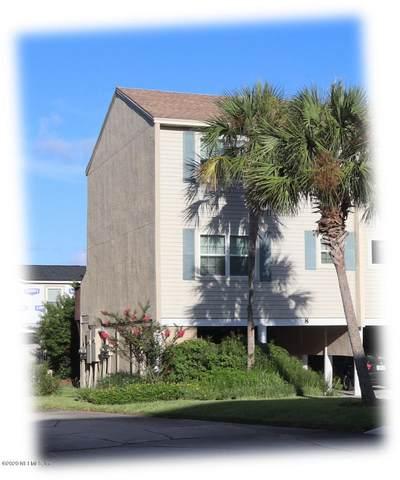 925 Tarpon Ave #8, Fernandina Beach, FL 32034 (MLS #1072707) :: EXIT 1 Stop Realty