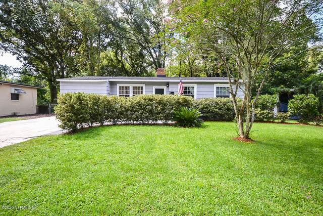 4528 Plymouth St, Jacksonville, FL 32205 (MLS #1072711) :: The DJ & Lindsey Team