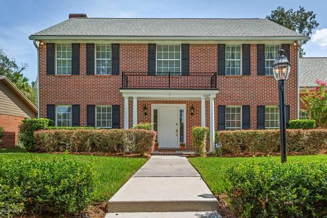 4669 Empire Ave, Jacksonville, FL 32207 (MLS #1072816) :: The Hanley Home Team