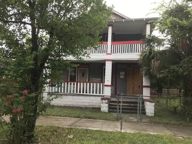 1923 Hubbard St, Jacksonville, FL 32206 (MLS #1072832) :: The Volen Group, Keller Williams Luxury International