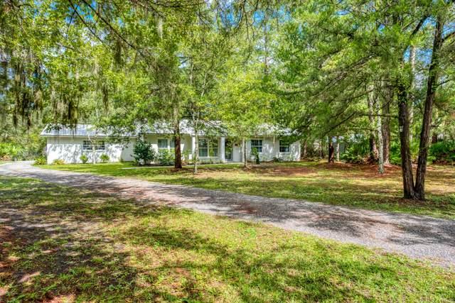 2150 Deerwood Acres Dr, St Augustine, FL 32084 (MLS #1072870) :: Menton & Ballou Group Engel & Völkers