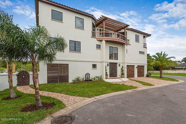 9 Bonita Bay Dr, St Augustine, FL 32084 (MLS #1072886) :: The Newcomer Group