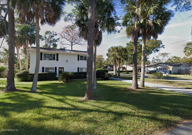 716 David St, Atlantic Beach, FL 32233 (MLS #1072905) :: The DJ & Lindsey Team