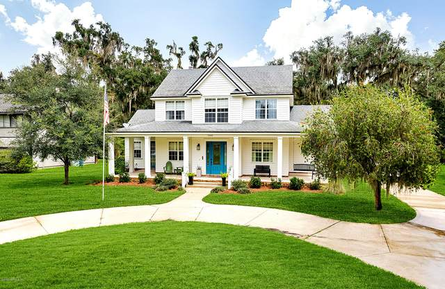 5490 Riverwood Rd N, St Augustine, FL 32092 (MLS #1072936) :: Noah Bailey Group