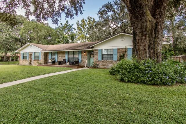 5439 Weaver Rd, Orange Park, FL 32073 (MLS #1072955) :: Ponte Vedra Club Realty