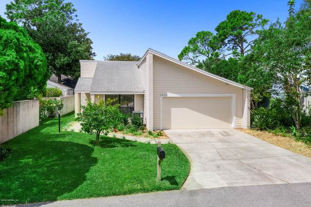 2435 Burgundy Ct, Ponte Vedra Beach, FL 32082 (MLS #1072976) :: Oceanic Properties
