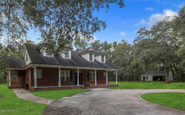 6615 Sharron Rd, GREEN COVE SPRINGS, FL 32043 (MLS #1073003) :: Keller Williams Realty Atlantic Partners St. Augustine