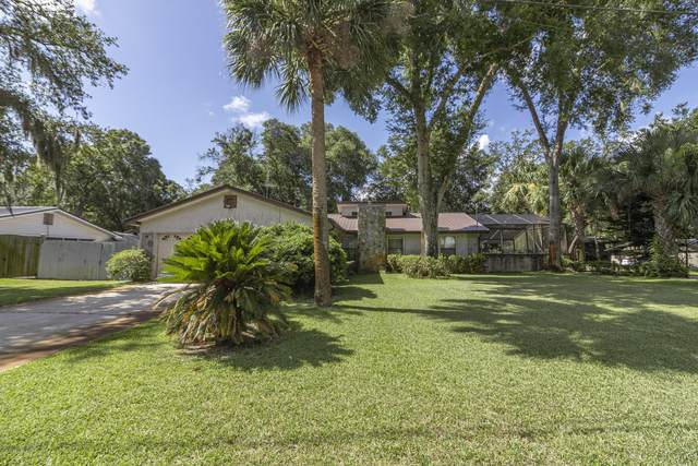 602 St Augustine S Dr, St Augustine, FL 32086 (MLS #1073069) :: The Newcomer Group
