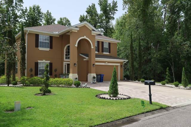 621 Spruce Creek Rd, St Johns, FL 32259 (MLS #1073138) :: The Volen Group, Keller Williams Luxury International