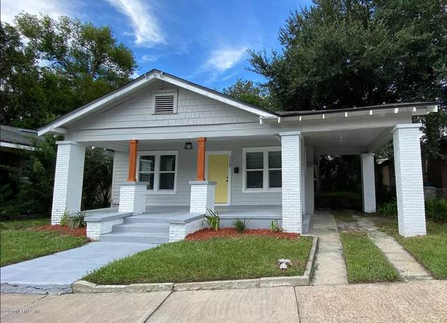 325 W 25TH St, Jacksonville, FL 32206 (MLS #1073212) :: EXIT Real Estate Gallery