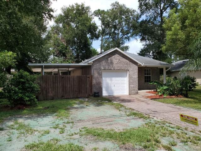 10605 Oak Crest Dr, Jacksonville, FL 32225 (MLS #1073255) :: Berkshire Hathaway HomeServices Chaplin Williams Realty
