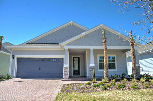 152 Cobalt Ln, St Augustine, FL 32092 (MLS #1073347) :: Noah Bailey Group