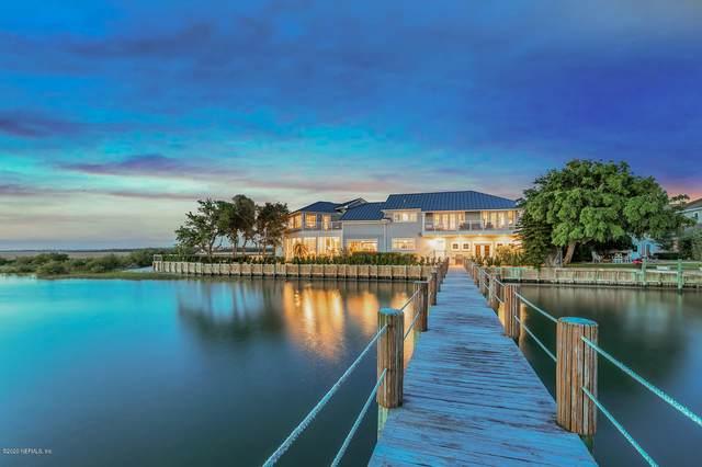 500 N Point Rd, St Augustine, FL 32084 (MLS #1073416) :: 97Park