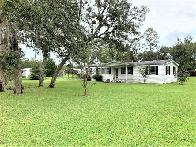 4255 Deer Trl, Middleburg, FL 32068 (MLS #1073438) :: The DJ & Lindsey Team