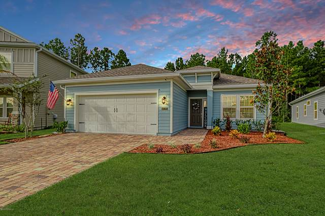 4135 Arbor Mill Cir, Orange Park, FL 32065 (MLS #1073500) :: Momentum Realty