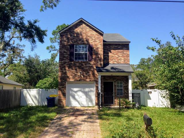 8017 Free Ave, Jacksonville, FL 32211 (MLS #1073531) :: Memory Hopkins Real Estate