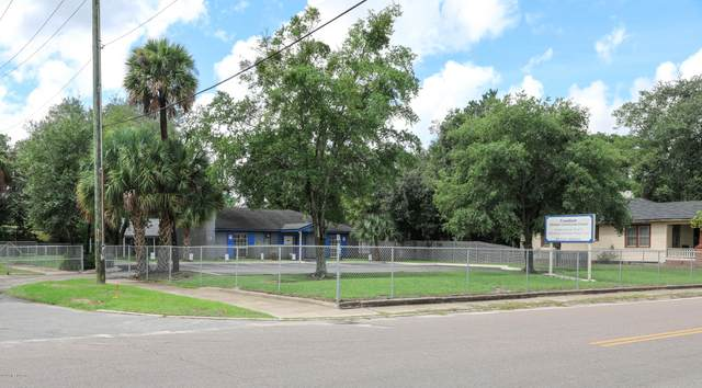 349 E 20TH St, Jacksonville, FL 32206 (MLS #1073555) :: Menton & Ballou Group Engel & Völkers