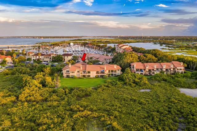3607 Harbor Dr, St Augustine, FL 32084 (MLS #1073558) :: The Volen Group, Keller Williams Luxury International