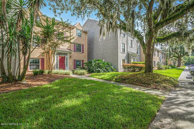 4307 Plaza Gate Ln #201, Jacksonville, FL 32217 (MLS #1073578) :: Berkshire Hathaway HomeServices Chaplin Williams Realty