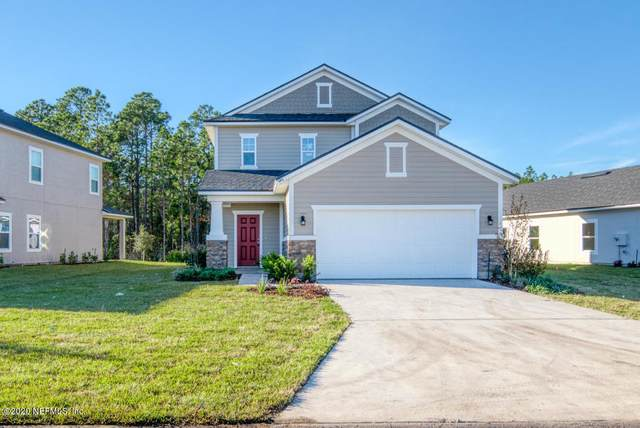 145 Concave Ln, St Augustine, FL 32095 (MLS #1073588) :: Memory Hopkins Real Estate