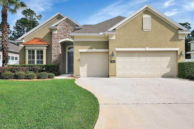 959 Huffner Hill Cir, St Augustine, FL 32092 (MLS #1073594) :: Momentum Realty