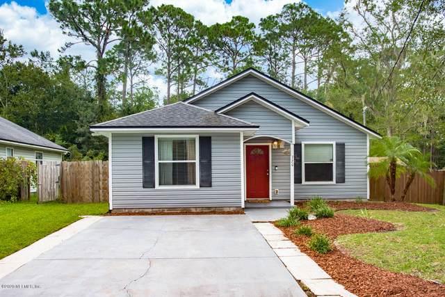 720 N St Johns St, St Augustine, FL 32084 (MLS #1073626) :: Berkshire Hathaway HomeServices Chaplin Williams Realty