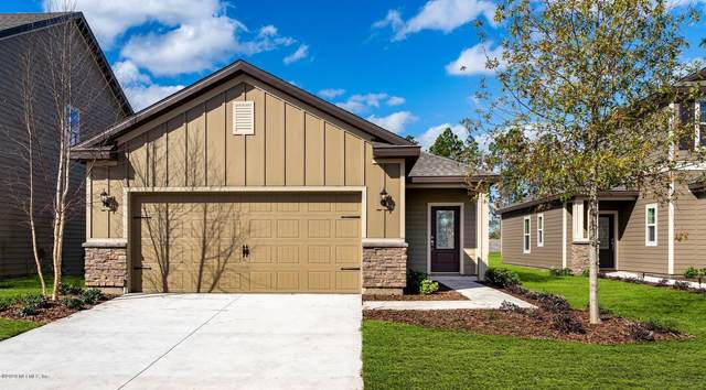 66 Tree Frog Way, St Augustine, FL 32095 (MLS #1073668) :: Memory Hopkins Real Estate