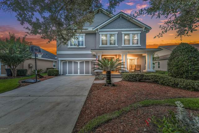 1974 Glenfield Crossing Ct, St Augustine, FL 32092 (MLS #1073674) :: The Newcomer Group