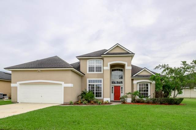 1365 Holmes Landing Dr, Fleming Island, FL 32003 (MLS #1073695) :: Noah Bailey Group