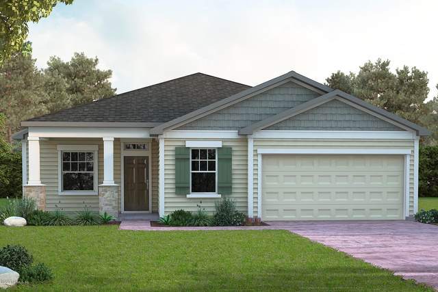 12069 Bridgehampton Rd, Jacksonville, FL 32218 (MLS #1073728) :: The Impact Group with Momentum Realty