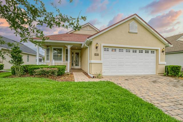 453 N Legacy Trl, St Augustine, FL 32092 (MLS #1073747) :: The Perfect Place Team