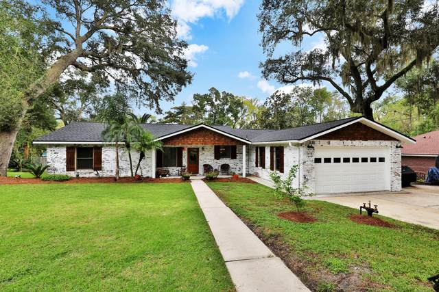 1267 Governors Creek Dr, GREEN COVE SPRINGS, FL 32043 (MLS #1073767) :: The Every Corner Team