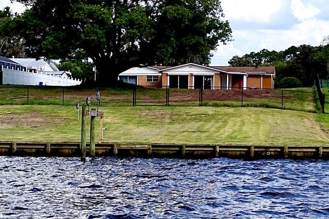 239 River Dr, East Palatka, FL 32131 (MLS #1073774) :: The Every Corner Team